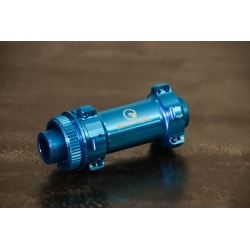 20 spoke straight pull front disk hub 100mm